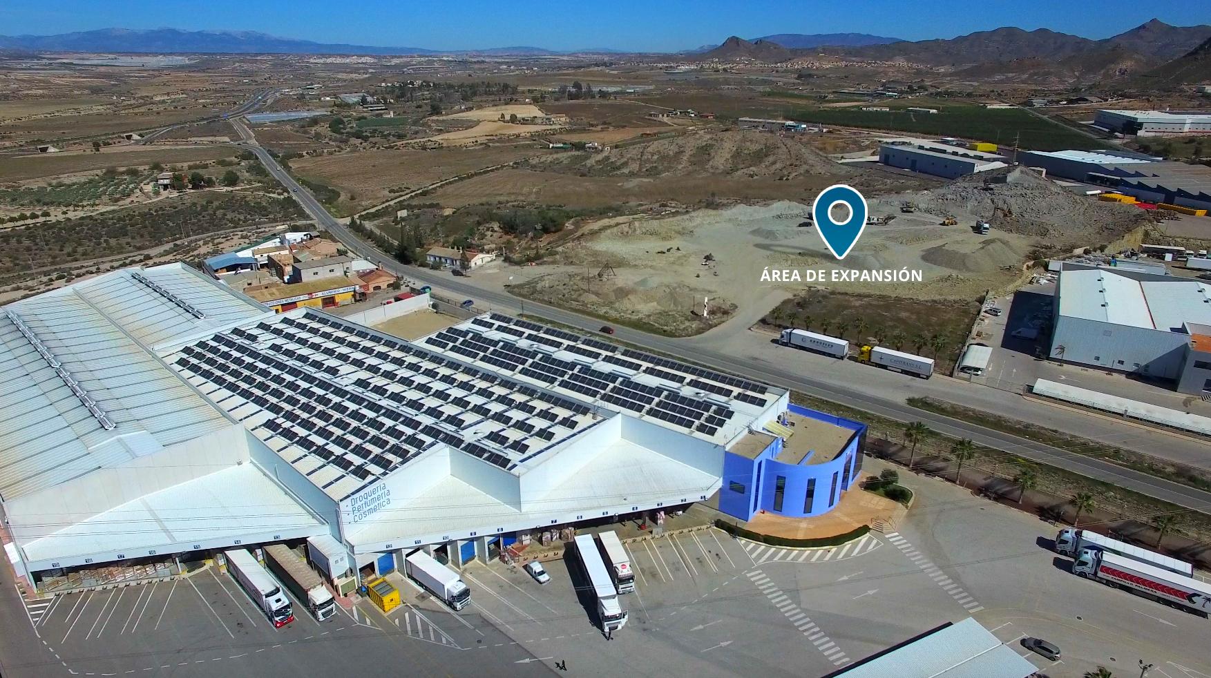 OCEANIC amplía sus instalaciones en más de 12.500 m², estando en plena expansión.